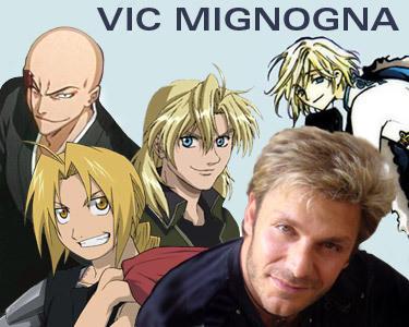 vic mignogna behind the voice actors