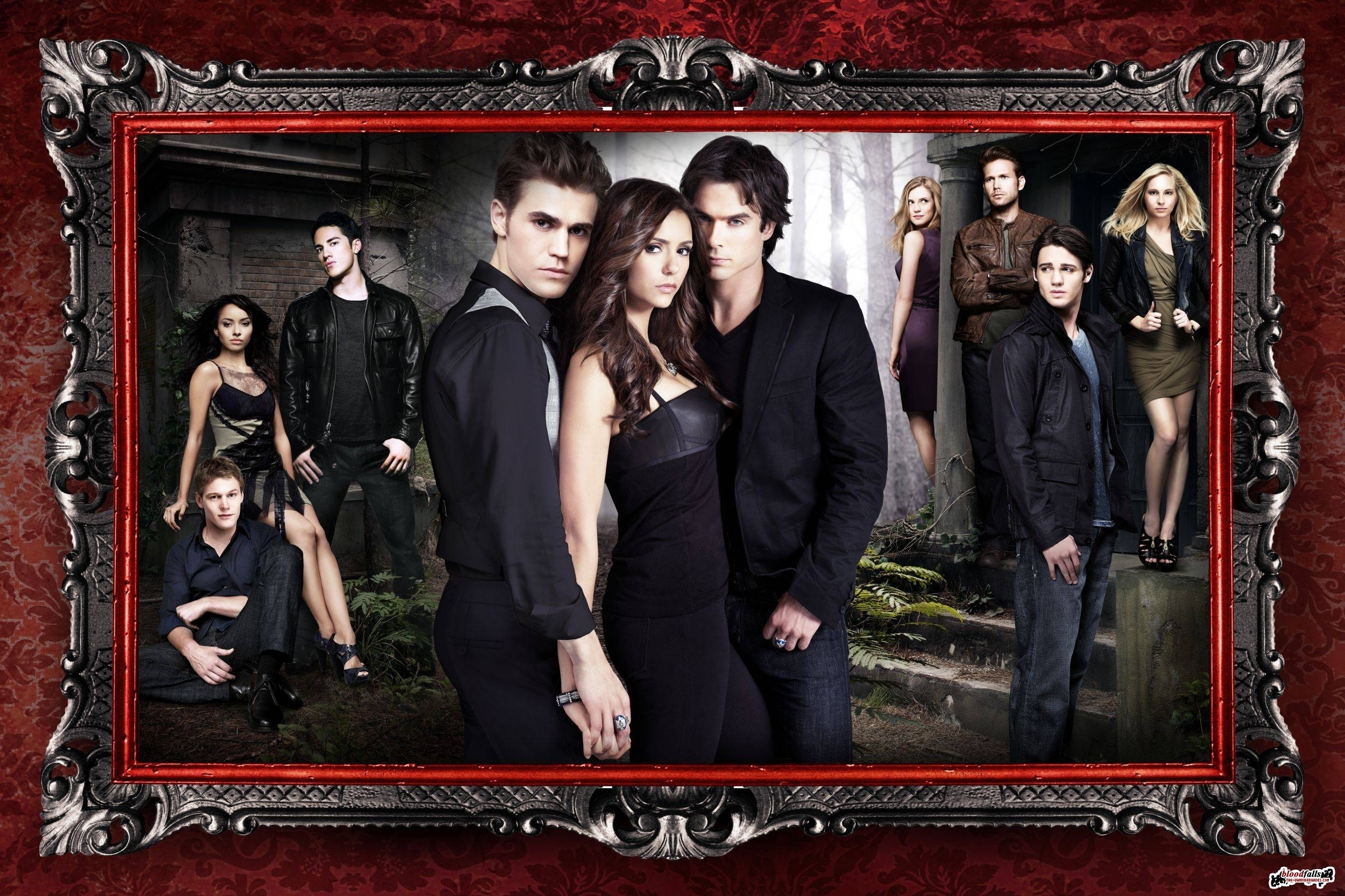 wallpaper tvd promo the vampire diaries tv show photo 15972089 fanpop. Black Bedroom Furniture Sets. Home Design Ideas