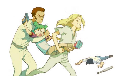 We'll kidnap Yotsuba!