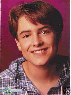 Will Friedle wallpaper with a portrait titled Young Will