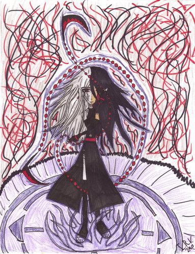 Yuna/Shizuka true form