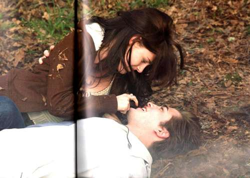 a new Twilight still from the French Movie Companion