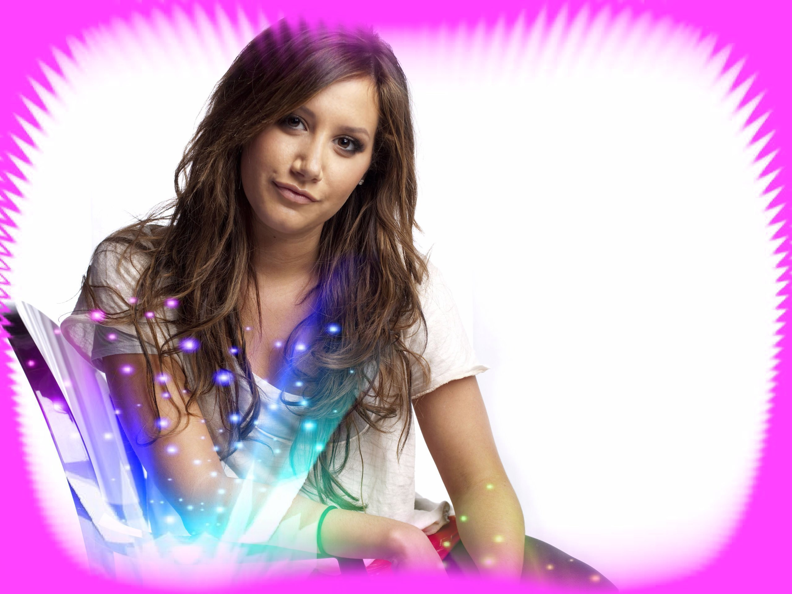 ashley tisdale and brenda song wallpaper