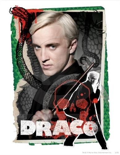 Drago Malfoy karatasi la kupamba ukuta possibly with anime titled dh