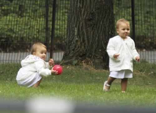 federer twins .....