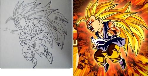 Goku kid 3