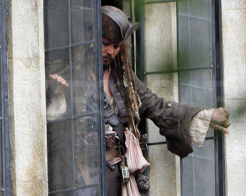 johnny depp- pirates of the caribbean29 Sept 2010