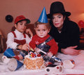 prince first b-day - the-jackson-children photo