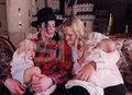 so cute baby prince and paris - the-jackson-children photo