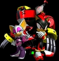 team dark - shadow-the-hedgehog photo