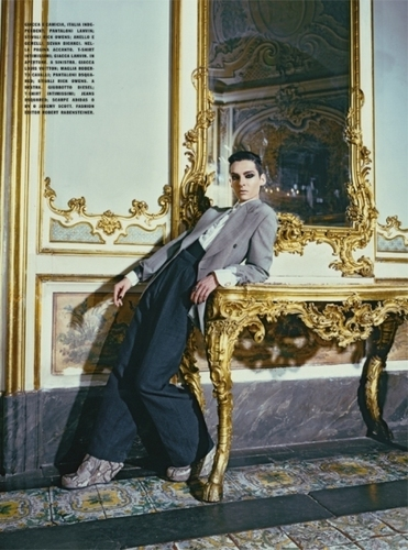 vogue photo scans - tokio-hotel Photo