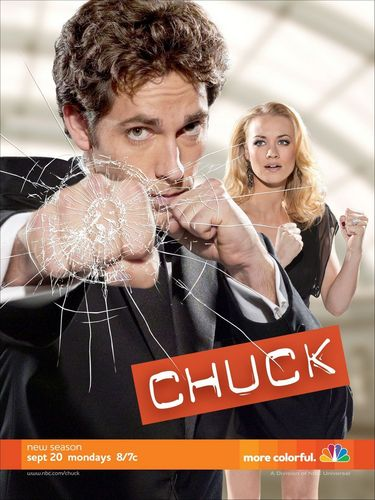 'Chuck' Promotional Poster