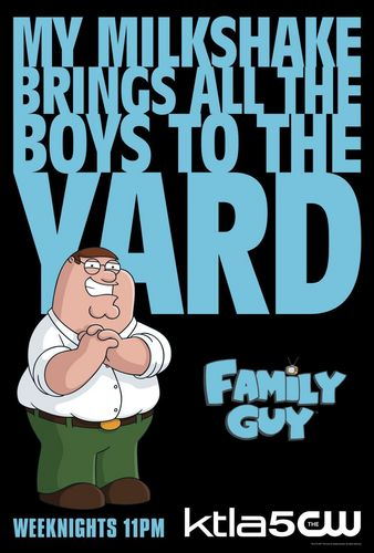 'Family Guy' Promotional Poster ~ Peter