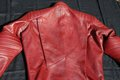"""Leather Shield Jacket for $2500 - smallville photo"