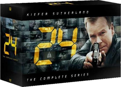 24: The Complete Series Boxset