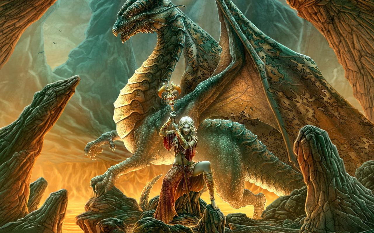 A dragon 39 s lair funkyrach01 wallpaper 16094109 fanpop for Dragon s lair