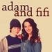 Adam and Fiona