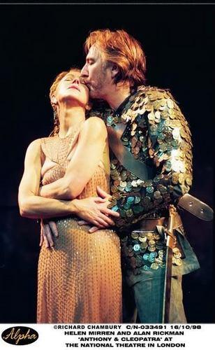 Alan in Antony & Cleopatra :*