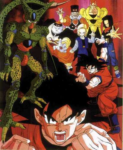 Android saga - dragon-ball-z Photo