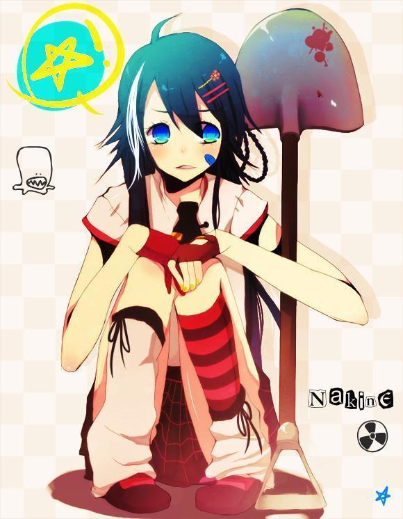 Картинки рыжие аниме - 8928