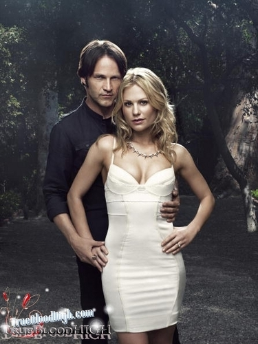 Anna Paquin and Stephen Moyer Outtakes Von Patrick Hoelck