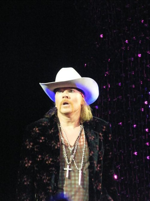 AXL ROSE - AXL ROSE Photo (16044633) - Fanpop