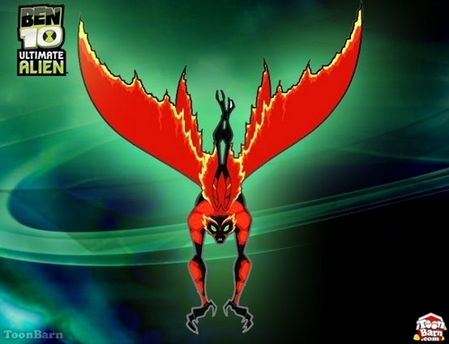 BEN10 - ben-10-ultimate-alien Photo