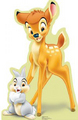 Bambi & Thumper Best Budds for Ever