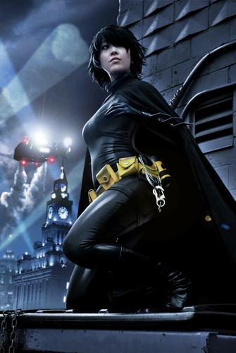 Batgirl: Cassandra Cain