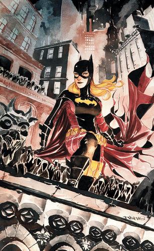 Batgirl ( Stephanie )