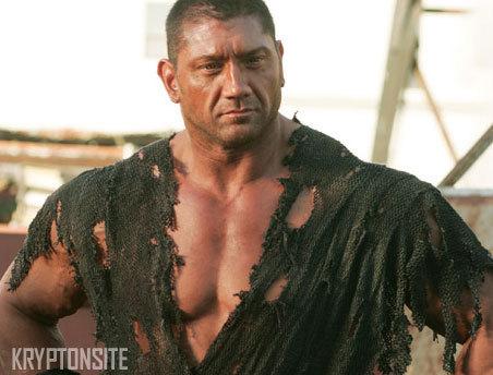 Batista -Smallville season 6 episode 8