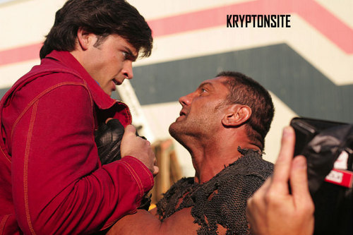 巴蒂斯塔 -Smallville season 6 episode 8