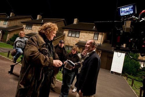 Behind the Scenes of Deathly Hallows :-)