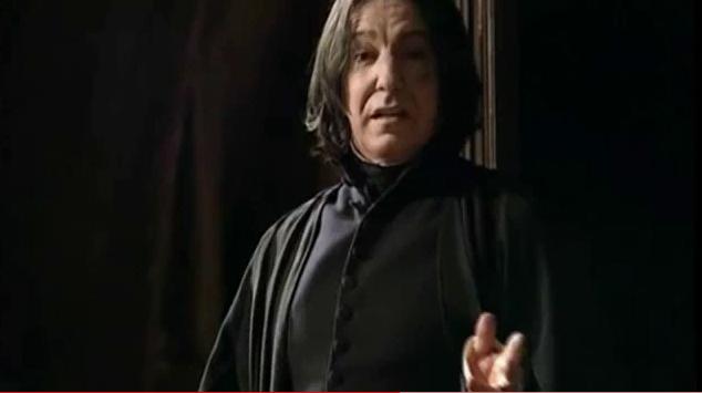 alan rickman harry potter. of Harry Potter - Alan