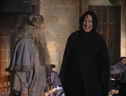 Severus Snape wolpeyper titled Behind the scenes of Harry Potter - Alan Rickman