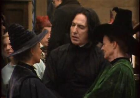 alan rickman harry potter. of Harry Potter - Alan