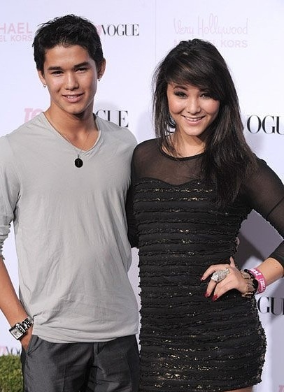 Booboo Stewart at 8th Annual Teen Vogue Young Hollywood