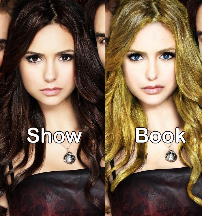 Book vs ipakita