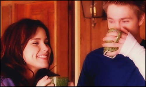 Brooke Davis & Lucas Scott