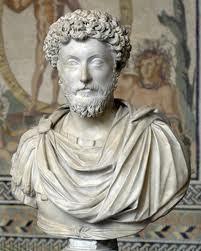 CAESAR • MARCVS • AVRELIVS • ANTONINVS • AVGVSTSVS (Marcus Aurelius)