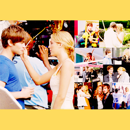 Blake Lively  Chace Crawford Dating on Chace Blake    Blake Lively And Chace Crawford Fan Art