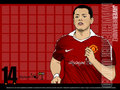 Chicharito - chicharito fan art
