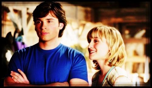 Chloe Sullivan & Clark Kent