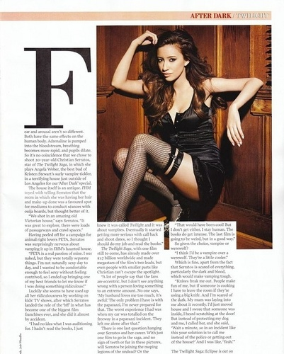 Christian Serratos for the FHM Magazine