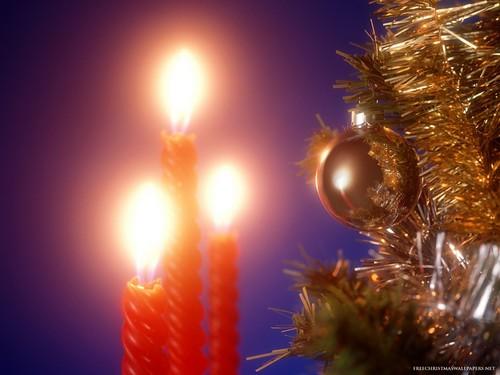 圣诞节 Candles