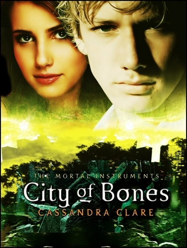 City of Bones Movie Poster : Fan made