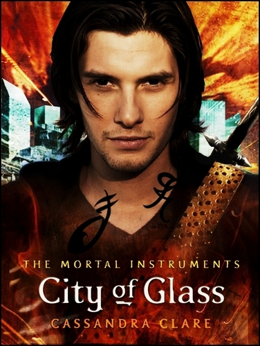 City of Glass Movie Poster : Фан made