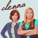 Clare and Jenna - degrassi icon