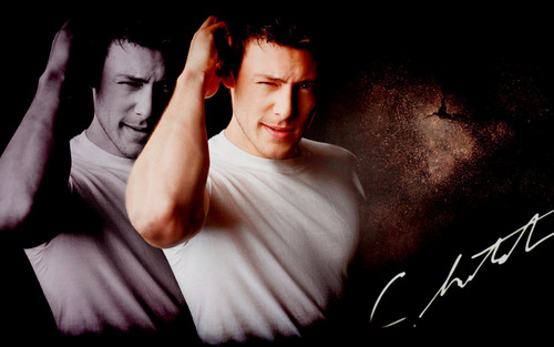 Cory Monteith wallpaper possibly containing a portrait titled Cory