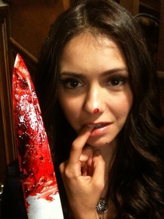 Creepy Nina xD